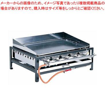 焼きそば・フランクフルト・お好み焼ガス台 EGY-6型 都市ガス【 メーカー直送/代引不可 】
