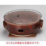 和食器 ス412-116 アメ釉水コンロ用五徳(大) 【キャンセル/返品不可】