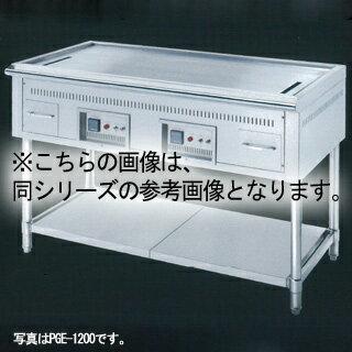 ピタット・ステーキ電磁式 PSH-1200 1200×600×800【人気ステーキプレート】【 メーカー直送/後払い決済不可 】