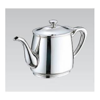 『 コーヒーポット 』UK18-8B渕ロイヤルティーポット ロングスポット 5人用