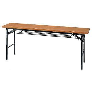 会議用テーブルハイタイプ(チーク)KH1845TT