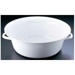 ホーロー たらい 【 業務用 】【 タライ たらい 洗い桶 】