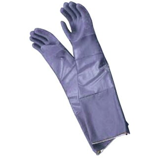 『 オーブンミット 耐熱 』耐熱手袋 サーマプレン ロング 19-026 LL