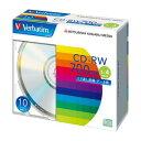 【まとめ買い10個セット品】 PC DATA用 CD-RW パソコンデータ用書き換えタイプ CD-RW 1-4倍速対応 SW80QU10V1 【メイチョー】