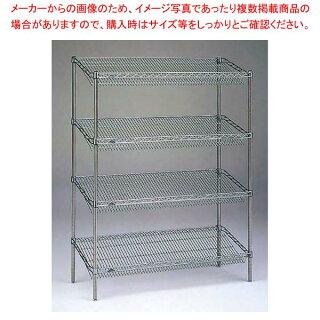 エレクタースランテッドシェルフ5段STP2200×ST1220sale【メーカー直送/決済】メイチョー