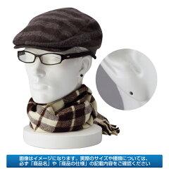 マネキンヘッド 紳士 白【 ディスプレイ用品 アクセサリーディスプレー スタンド ステージ サー...