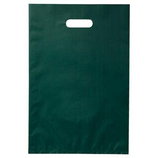 ポリ袋ソフト型カラーダークグリーン40×50500枚【店舗什器小物ディスプレーギフトラッピング包装紙袋消耗品店舗備品】