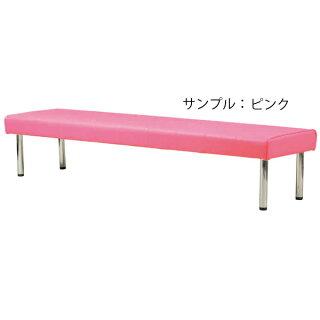ロビーチェアライトグリーンKLN-1500〔LG〕
