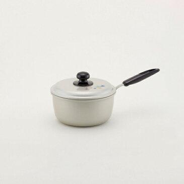 アルマイト エシャロット ミルクパン 14cm 【メイチョー】
