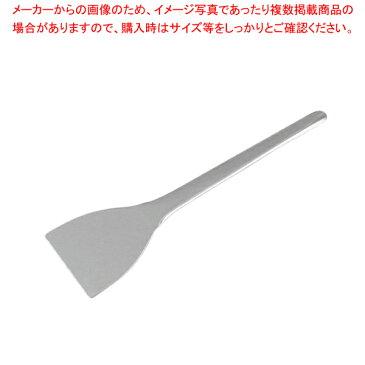 SA18-0長柄厚口文字ヘラ 【メイチョー】