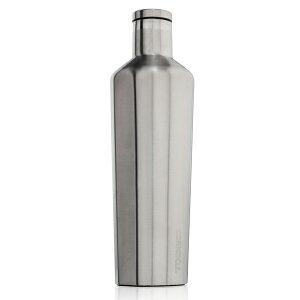水筒 保温保冷ボトル CORKCICLE CANTEEN 750ml STEEL 2025BS コークシクル【開業プロ】