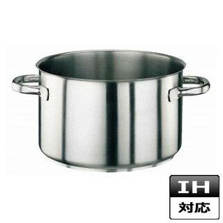 パデルノ18-10ステンレス半寸胴鍋[蓋無]1007−36cmIH鍋IH100V対応200V対応【業務用】【送料無料】