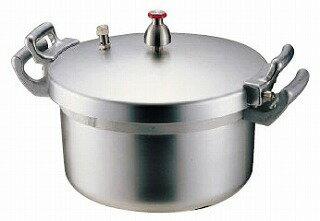 ホクアアルミ圧力鍋24L