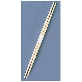 『お弁当 割りばし』割箸 業務用 2000膳 杉らん中 白帯巻 26cm【厨房館】