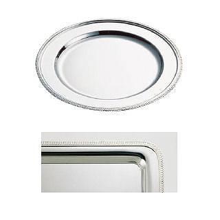 【 業務用 】SW18-8菊渕丸皿 30インチ:業務用厨房機器の飲食店厨房館