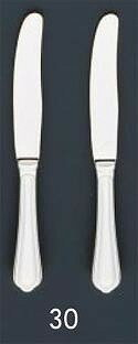 【まとめ買い10個セット品】SA18-8ピガール銀仕様 テーブルナイフ(刃付)【 人気 カトラリー 業務用 カトラリー おすすめ 業務用カトラリー 販売 】 【厨房館】