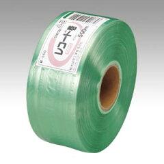 レコード巻 タフロープ 緑 R-550 本体色:緑 セキスイ【 梱包 作業用品 梱包用品 養生用品 ビニ...
