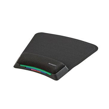 アコ・ブランズ SmartFit リストレスト付マウスパッド K55793JP ブラック 【厨房館】