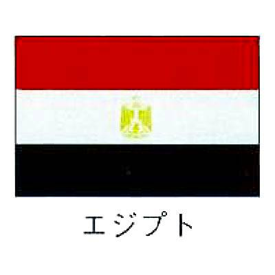 【 業務用 】旗 世界の国旗 エジプト 140×210:業務用厨房機器の飲食店厨房館