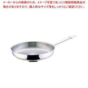 パデルノ 18-10 フライパン 1014-40cm 電磁 【厨房館】