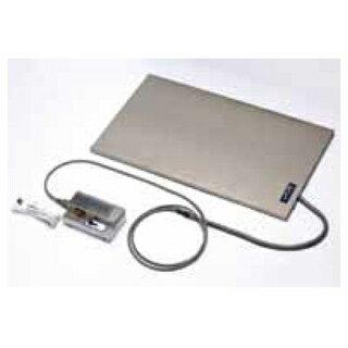 【 業務用 】ピオニー 足温器(オールステンレス製) SP-105B:業務用厨房機器の飲食店厨房館