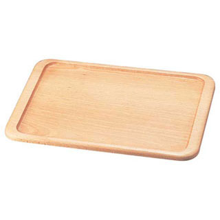 【 業務用 】高級木製ケーキトレー 中