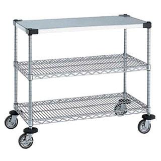 【 業務用 】ワーキングテーブル2型 NWT2B‐S:業務用厨房機器の飲食店厨房館