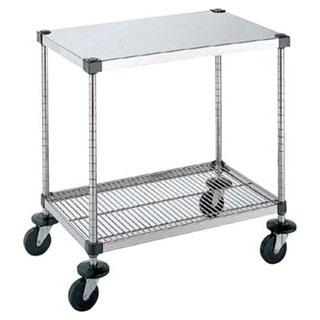 【 業務用 】ハンドルなし2段 6-2-B-M-10-L:業務用厨房機器の飲食店厨房館
