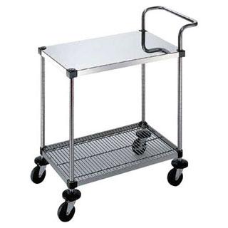 【 業務用 】Lトップハンドル付2段 LT-6-2-B-M-10-L:業務用厨房機器の飲食店厨房館