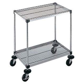 【 業務用 】ハンドルなし2段 4-2-M-10:業務用厨房機器の飲食店厨房館