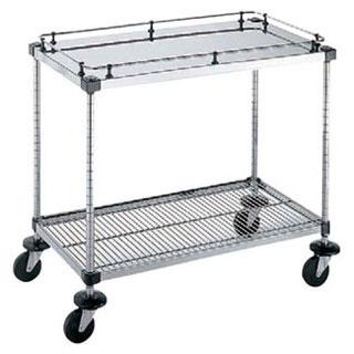 【 業務用 】ハンドルなし2段 6-2-GB-M-7-L:業務用厨房機器の飲食店厨房館