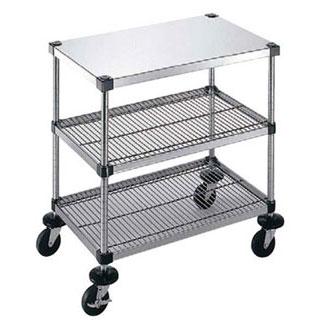 【 業務用 】ハンドルなし3段 6-3-B-2M-10-L:業務用厨房機器の飲食店厨房館