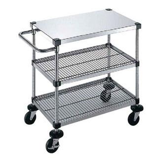 【 業務用 】サイドハンドル付3段 S-6-3-B-2M-9-L:業務用厨房機器の飲食店厨房館