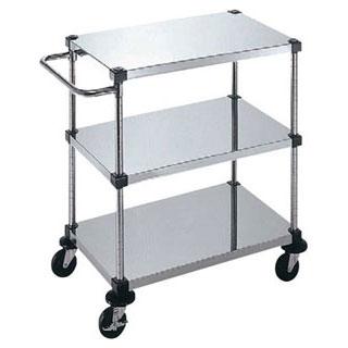 【 業務用 】サイドハンドル付3段 S-6-3-B-10-L:業務用厨房機器の飲食店厨房館