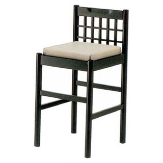 【まとめ買い10個セット品】【 業務用 】椅子 黒 9-137-4