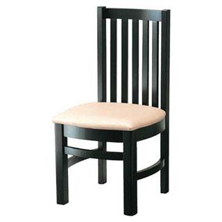 【まとめ買い10個セット品】【 業務用 】椅子 黒 9-129-18