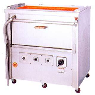 【 業務用 】ヒゴグリラー 焼き鳥焼き機 オーブン付タイプ GO-21【 メーカー直送/代引不可 】