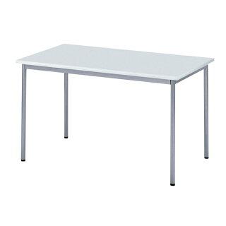 ワークテーブル〔ホワイト〕WT-1270〔WH〕【メーカー直送品/決済】厨房館