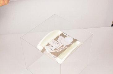 【 業務用 】パール金属 アレンジプラス プレートスタンドトレー ホワイト