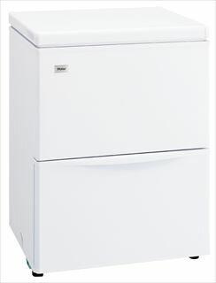 【業務用】ハイアール2ドア冷凍庫JF-ND110F(W)