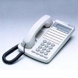 【送料無料】富士通 オフィス用アナログ電話機 iss phone 20D(FC755D1WH)
