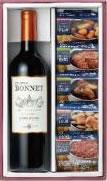 明治屋ワイン&おいしい缶詰セットWOC−50宅80