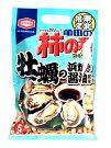 東北土産亀田の柿の種・牡蠣の浜焼き醤油風味。東北海の幸といえば牡蠣!香ばしく口の中に広がる牡蠣の風味を。5000円以上お買い上げで送料無料。株式会社郡山銘販