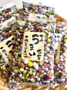 【送料無料】おくや10種ミックスうまい豆10袋まとめてお買い得価格で登場です!まとめ買いで税込価格、5000円!株式会社郡山銘販。