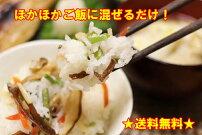 【送料無料】山菜きのこちらし2袋セット(6合分)