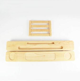 【国産品】【国産ひのき】バステーブル◆木工職人の手作り安心商品◆さわやかな秋に!