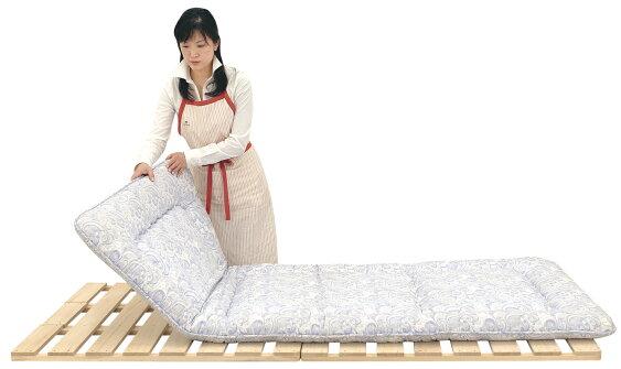 【創業70年以上の専門木工舎が作る安心ベッドです】