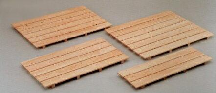 木製のスノコ>国産品 ひのき スノコ