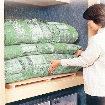 【国産品/国産ひのき】押入すのこ(2枚組)◆木工職人の手作り安心商品◆スノコ木木製ヒノキ押し入れすのこ湿気対策