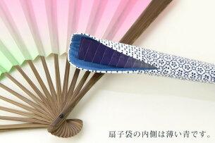 江戸伝統柄扇子袋_小紋柄(グラデーション扇子用)